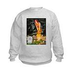 5.5x7.5-MidEve-Coton4.png Kids Sweatshirt