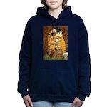 KISS-Dachs1.png Hooded Sweatshirt