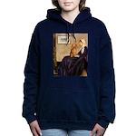 MP-WMom-DachsLHSble.png Hooded Sweatshirt