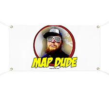 Map Dude Logo Banner