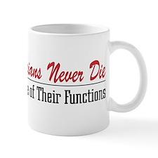 Old Mathematicians Mug