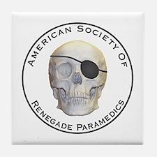 Renegade Paramedics Tile Coaster