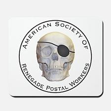 Renegade Postal Workers Mousepad