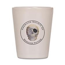 Renegade Potters Shot Glass