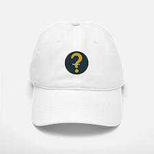 The question is WHO? Baseball Baseball Cap