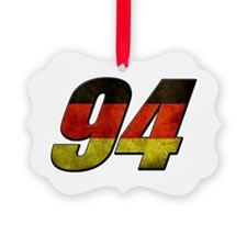 94 germany Ornament