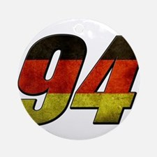 94 germany Ornament (Round)