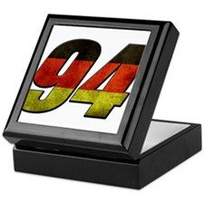 94 germany Keepsake Box