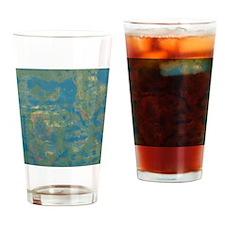 Blue Dream Drinking Glass