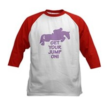 Horse Jump On Tee