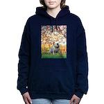 SPRING-EBD-White9.png Hooded Sweatshirt