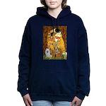Eskimo Spitz 1 - The Kiss.png Hooded Sweatshirt