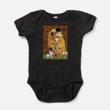KISS-FoxT-1.png Baby Bodysuit