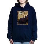 8x10-WMom-FoxT3.PNG Hooded Sweatshirt