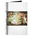 Venus - White German Shep Journal
