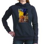 5x7-CAFE-Gold5.png Hooded Sweatshirt