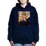 MP-WMom-GoldBanjlap.png Hooded Sweatshirt