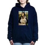 card-mona-greatpyrrufus Hooded Sweatshirt