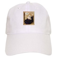 WMom-Great Pyrenees Baseball Cap