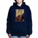 5.5x7.5-WMom-IrishSam.png Hooded Sweatshirt
