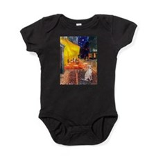 MP-CAFE-ItalianGreyhound5.png Baby Bodysuit