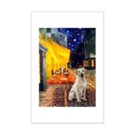 Cafe - Yellow Lab 7.png Mini Poster Print