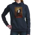 Lincoln - Maltese (B).png Hooded Sweatshirt