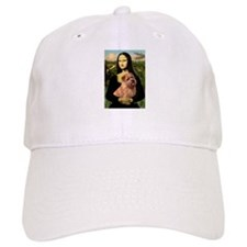 card-Mona-Norfolk1.PNG Baseball Cap