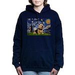 5.5x7.5-Starry-Norwich1.PNG Hooded Sweatshirt