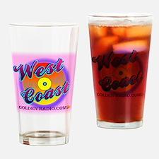 West Coast Golden Goodies Drinking Glass
