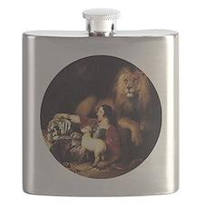 the tamer rnd Flask