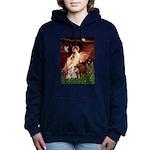 ANGEL1-Pitbull-Chong.tif Hooded Sweatshirt