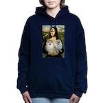 5.5x7.5-Mona-Pom-PAIR-cream.PNG Hooded Sweatshirt