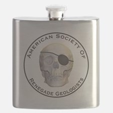 Renegade Geologists Flask
