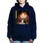 Rat Terrier - Queen.png Hooded Sweatshirt