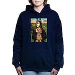 RhodesianRidgeback 1 - Mona Lisa.png Hooded Sweats