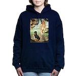 VENUS-Rottie5.png Hooded Sweatshirt