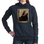 TR-WMom-Rottie1.png Hooded Sweatshirt