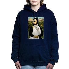 5.5x7.5-Mona-Samoyed1.png Hooded Sweatshirt