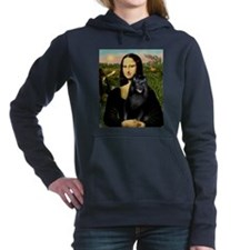 MP-MONA-Schipperke5.png Hooded Sweatshirt