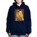 MP-Kiss-Schnauzer7.png Hooded Sweatshirt