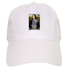 card-Mona-ScottishDeerhnd.PNG Baseball Cap