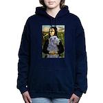 card-Mona-ScottishDeerhnd.PNG Hooded Sweatshirt