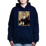 8x10-WMom-SheltieTRIO2.PNG Hooded Sweatshirt