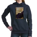 57WMom-RATT2.png Hooded Sweatshirt