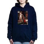 5.5x7.5-Accolade-WeimPair.png Hooded Sweatshirt