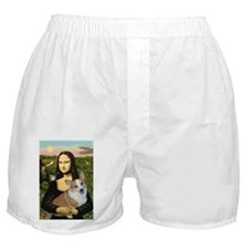 Poster-small-Mona-Corgi L.png Boxer Shorts
