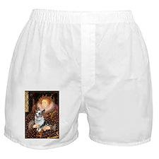 QUEEN-Corgi-Tova.png Boxer Shorts