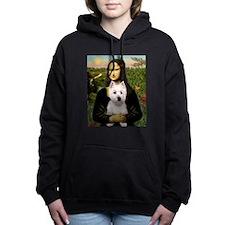 MP-Mona-Westie (P) Hooded Sweatshirt