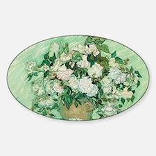 Vincent Van Gogh - Roses Decal